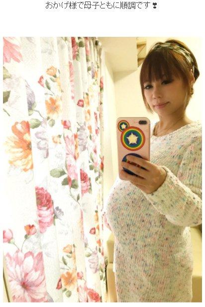 現在8カ月とのこと  「シングルマザーという道を選びました」 浜田ブリトニー、病...