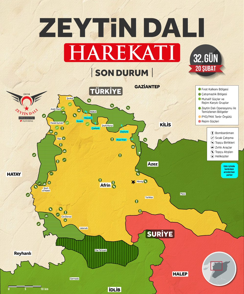 Zeytin Dal U0131 Operasyonu On Twitter U0026quot Zeytin Dal U0131 Harekat U0131