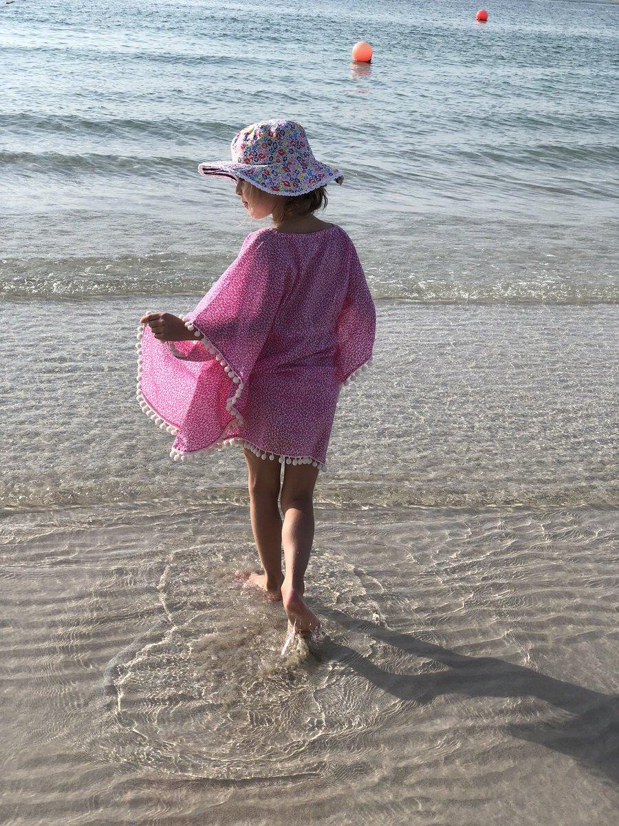 #HRH #dip in the #sea #holidays #dubai @LeRoyalMeridien #family #love