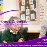 Are you about to complete your degree and considering a career in teaching? Talk to us about training to teach in schools with practising teachers as your tutors. Monday March 5th - 5:00pm - 6:00pm https://t.co/UTa3P6qaJZ To book contact teacher.recruitment@kirklees.gov.uk