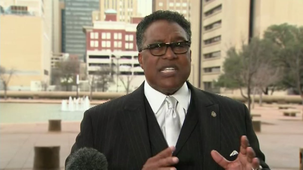 Dallas mayor pro tem urges NRA to find a new home for their convention https://t.co/l9GV0ZAUfU