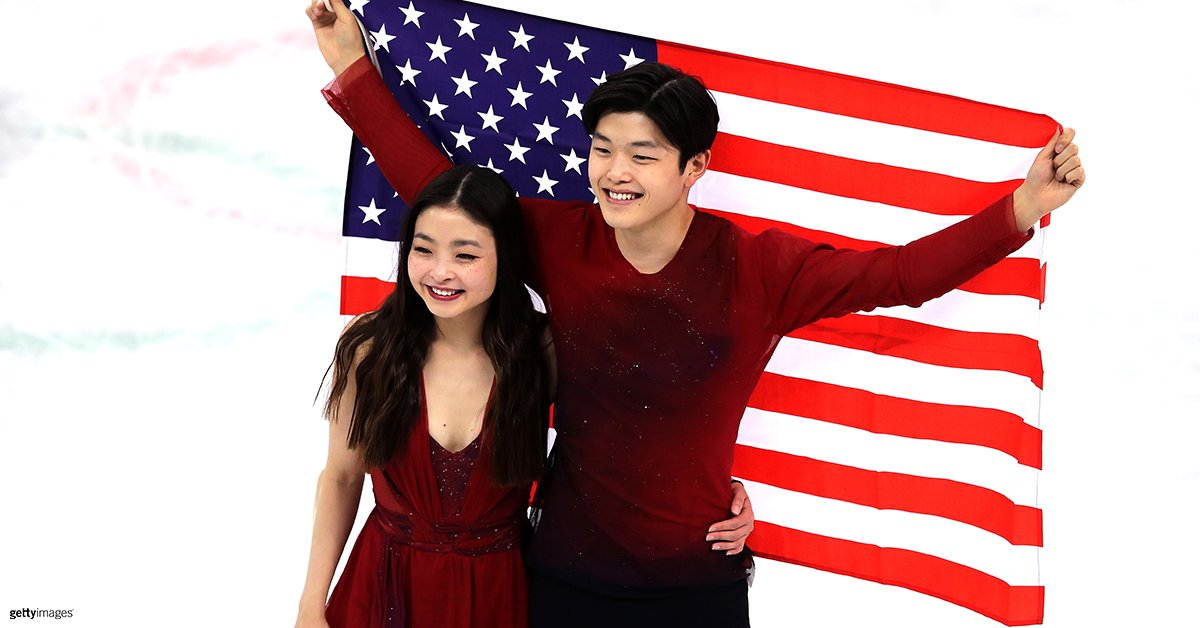Join us in congratulating Olympic #BRONZE medalists @MaiaShibutani and @AlexShibutani!! 🙌 🎉  Say congrats ➡️ https://t.co/ppYhpBLk5w