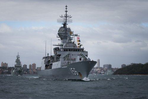 Warships set sail for major exercise htt...