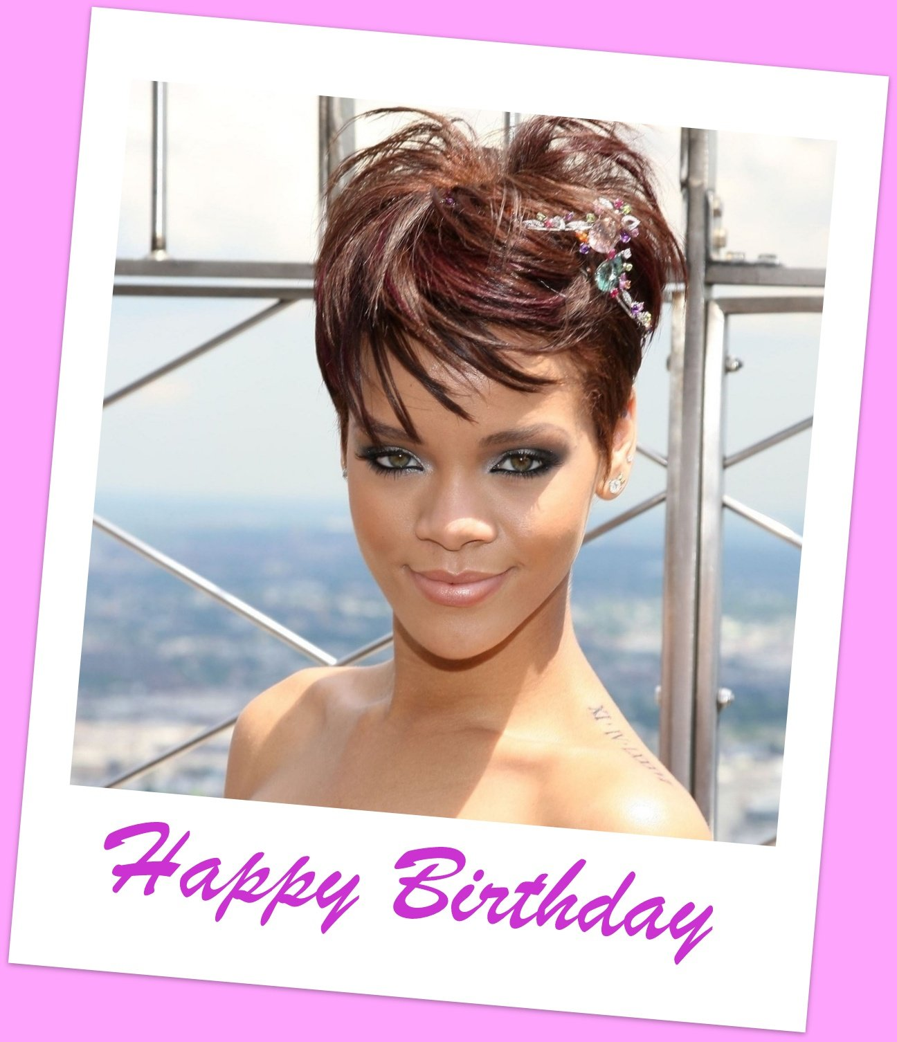 Happy Birthday       I was your Navy, always be your Navy.