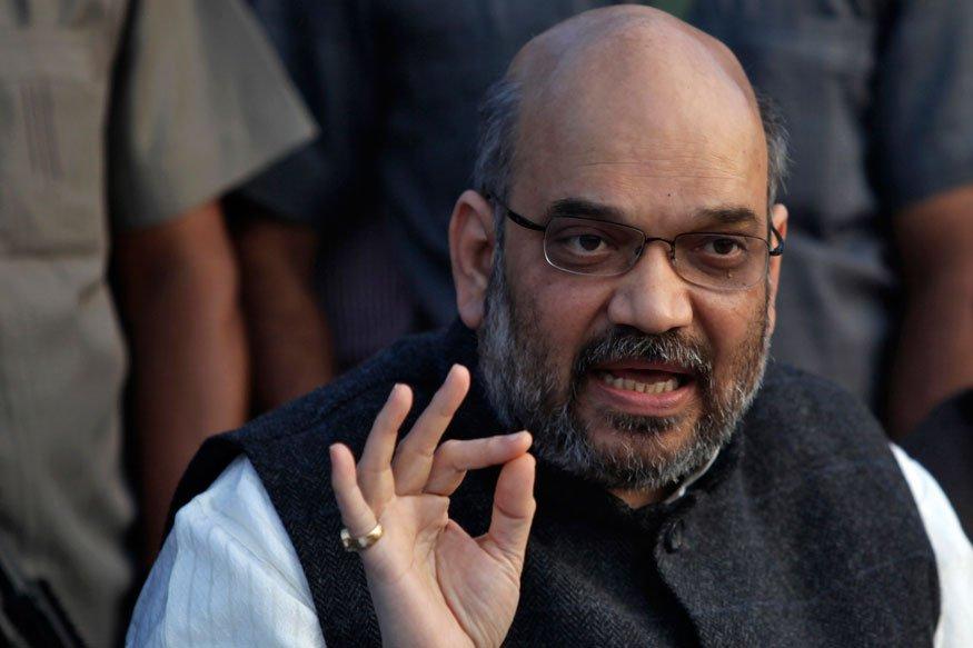 #BattleForKarnataka -- The way we defeated Congress in Jharkhand, Assam Himachal Pradesh, Haryana, Maharashtra, in the same way, we are going to defeat them in Karnataka: BJP President Amit Shah