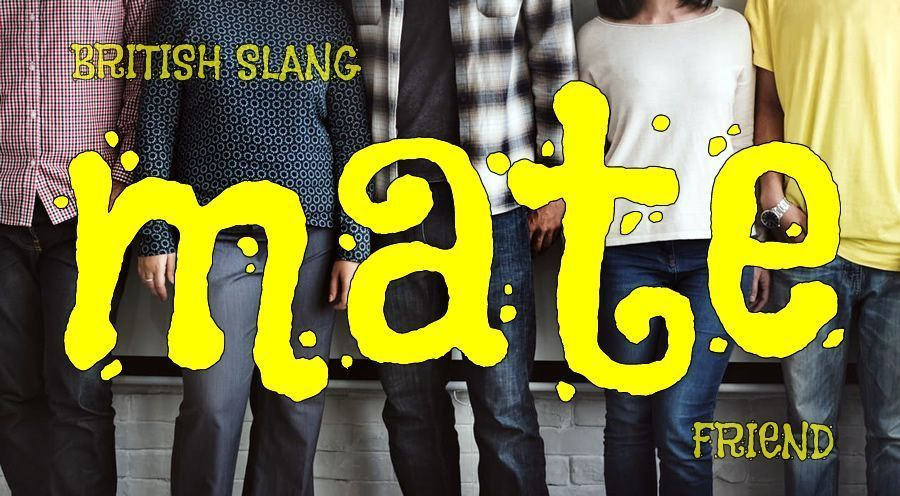 casual slang meaning