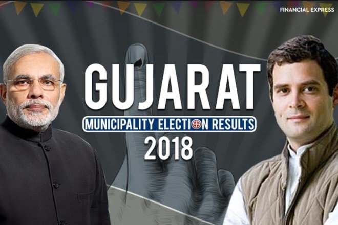 Gujarat municipal election result: BJP shines again! Takeaways Narendra Modi, Rahul Gandhi won't like to miss https://t.co/D6U1Lp30Hm