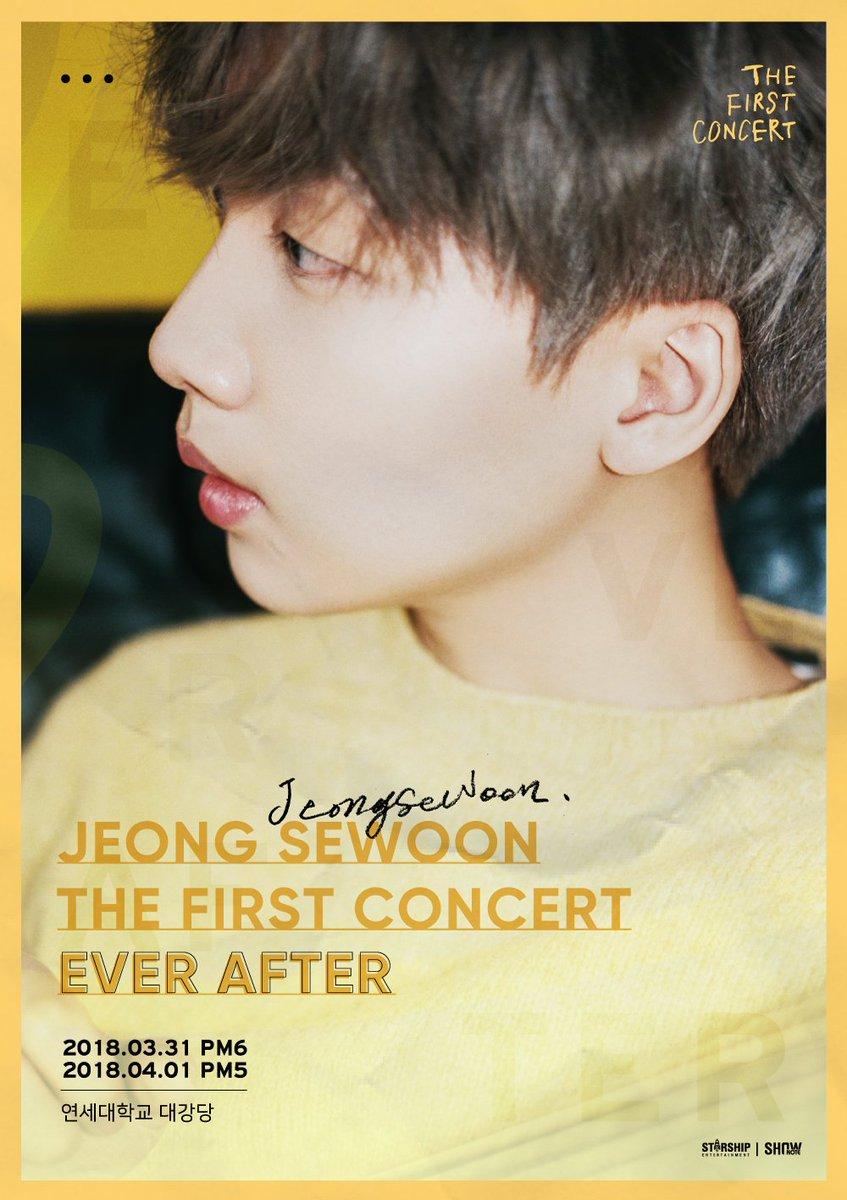 """[#정세운] THE 1ST CONCERT """"EVER AFTER"""" 콘서트..."""