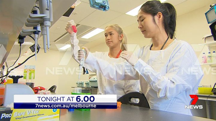 TONIGHT AT 6 | New hope for stroke victims. #7News