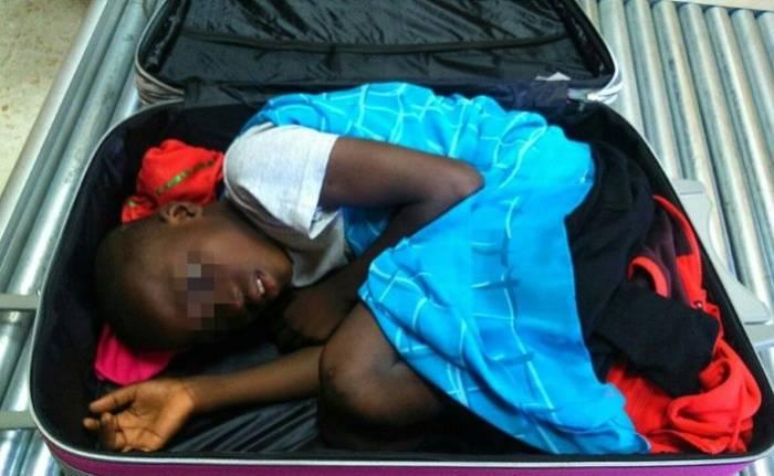 Spain docks Ivorian man who smuggled son in suitcase https://t.co/qPWjMAvkQQ via @todayng
