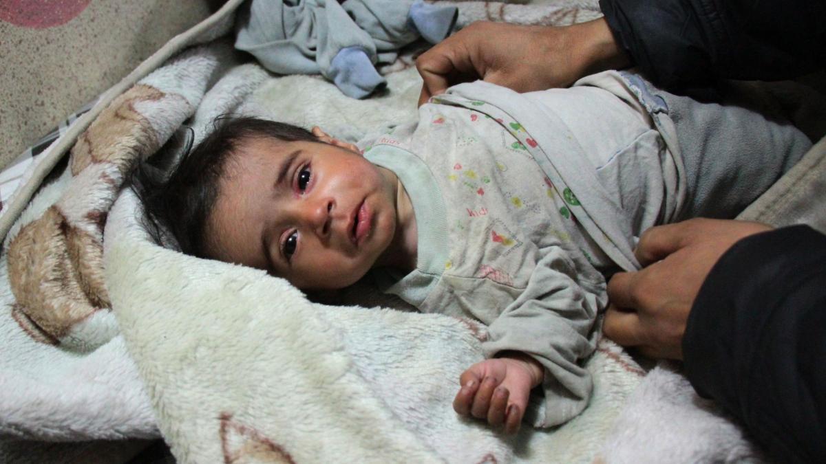 Unicef: 2,6 Millionen Babys sterben im ersten Lebensmonat https://t.co/fgmo5XW9x0