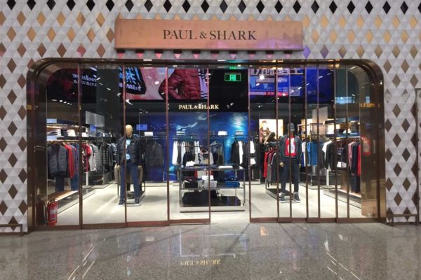 2e9ee8cc2 Paul_and_Shark together partnered with @PLshopdinefly and launched a new  boutique store at China's #WuhanTiahneInternationalAirport.
