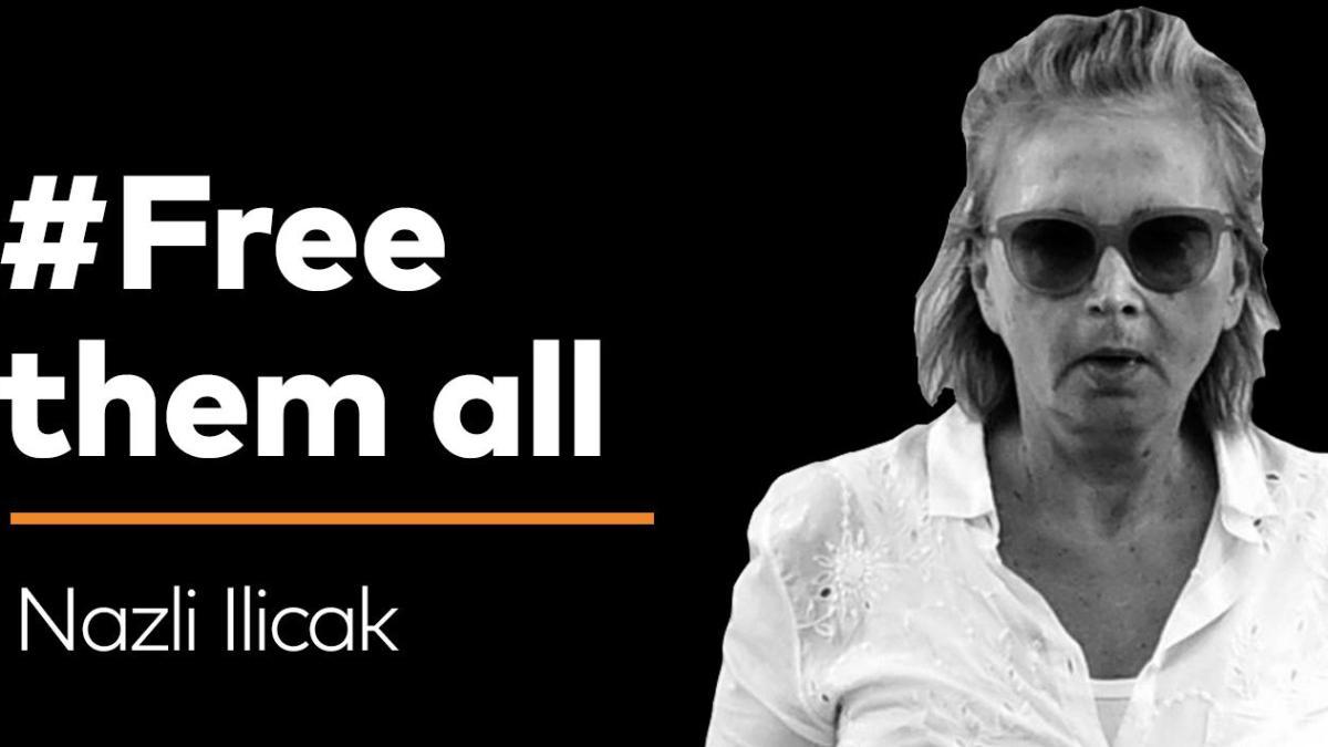 #FreeThemAll: Lebenslang wegen Artikeln über Korruption in der AKP https://t.co/9jGki0wdjr