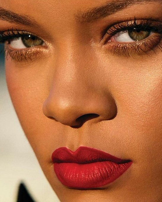 Happy birthday Rihanna.