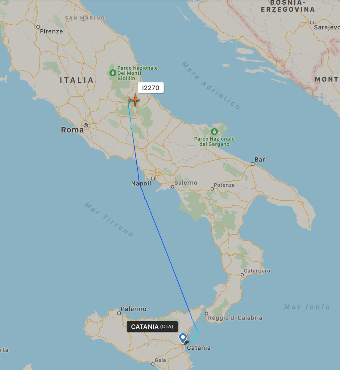 ItaMilRadar on Twitter Italian Coast Guard ATR 42500MP MM62270