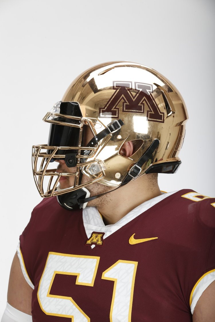 7282cb711 New  GopherFootball uniforms! Yes