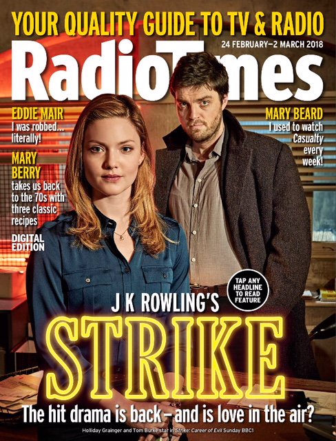 Strike BBC : Career of evil DWe0lJbW0AA0GC6
