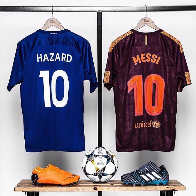Matchday come ob Chelsea #CHEBAR https:/...
