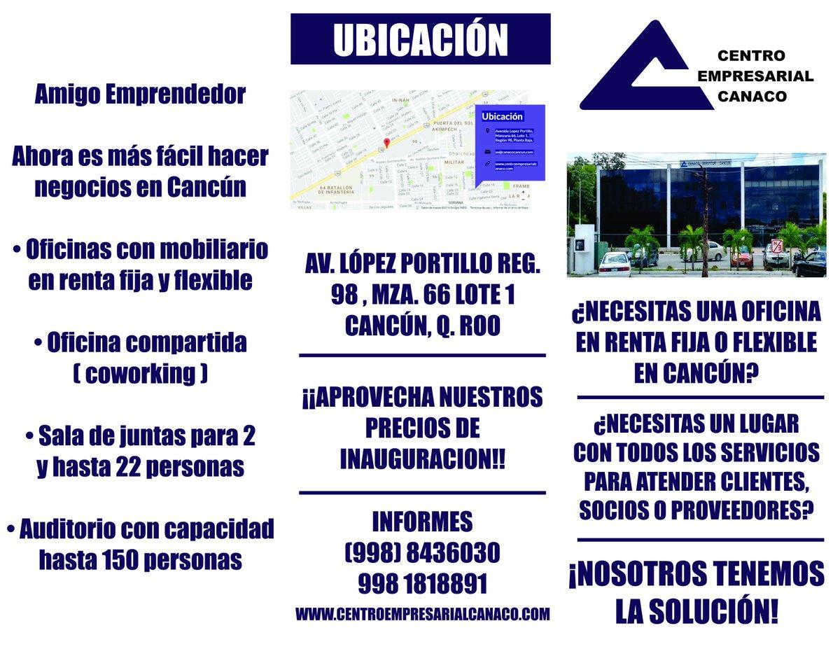 Canaco Canc N Canacocancun Twitter # Muebles Ricaldi