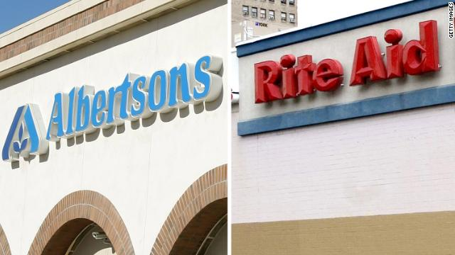 Grocery chain Albertsons agrees to buy Rite Aid drugstores to create a new company with about $83 billion in annual sales https://t.co/AWrjzEEA0R