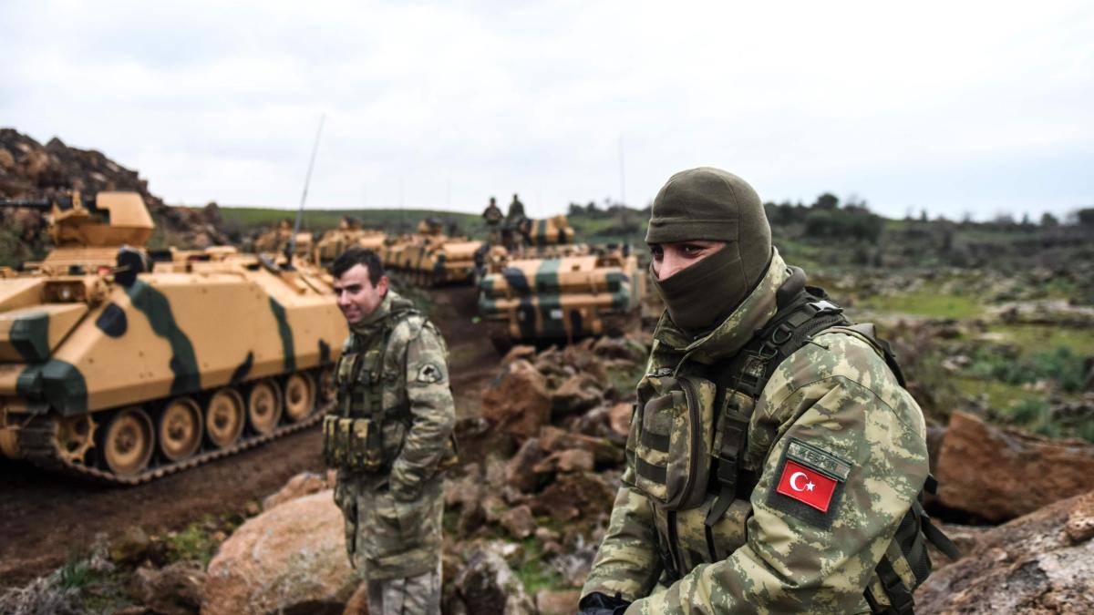 🔴 BREAKING: Erdogan kündigt Belagerung von Kurden-Stadt Afrin an https://t.co/kMF5eHGL1c