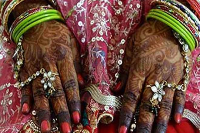 83-year-old breaks law, marries 33-year old woman in #Rajasthan ; check out his agenda   https://t.co/kBVsU0INNy