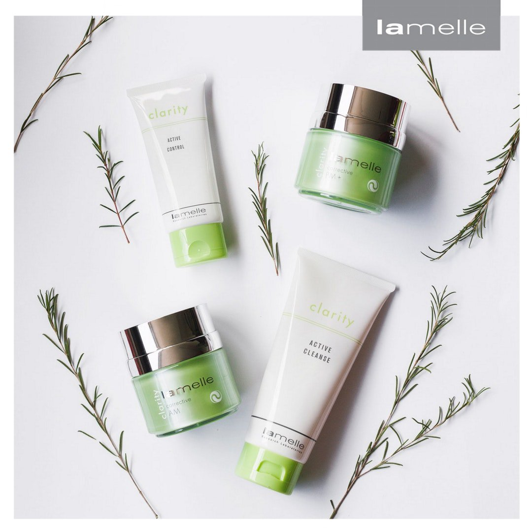 Looking for a skincare range to clear up your problematic skin? Then look no further than Lamelle's Clarity range. #ClarityClears