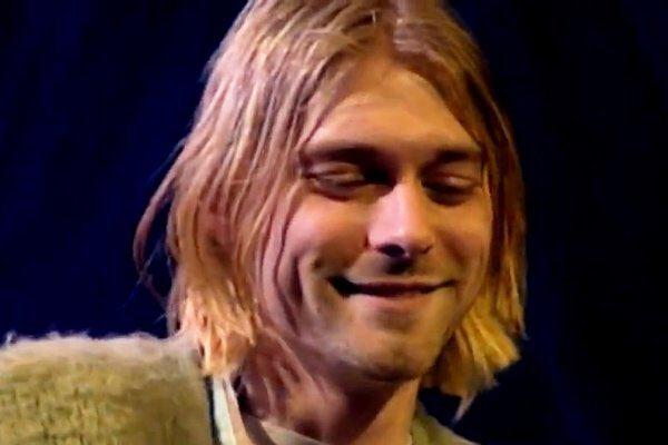 Happy birthday kurt cobain   Å   your my angel...