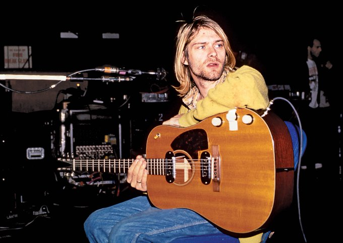 Happy Birthday to Kurt Cobain    About: