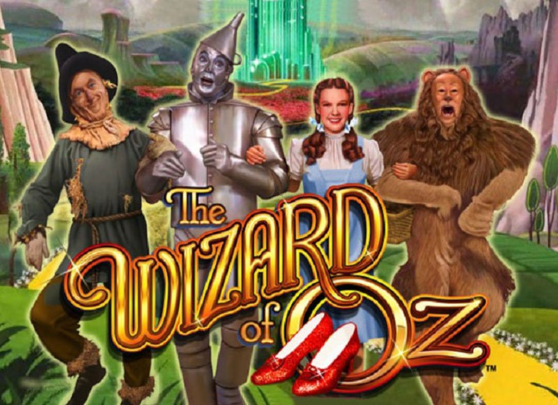play wizard of oz slots online