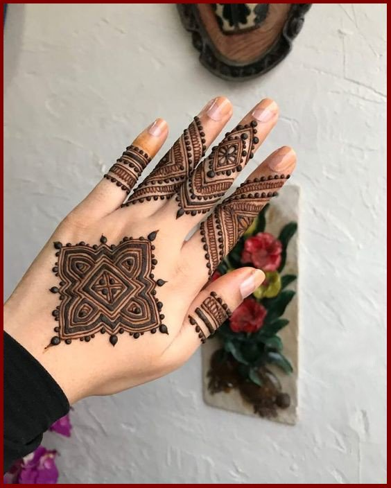 Mehndi Designs 2018 New Style For Tweet Added By Allison