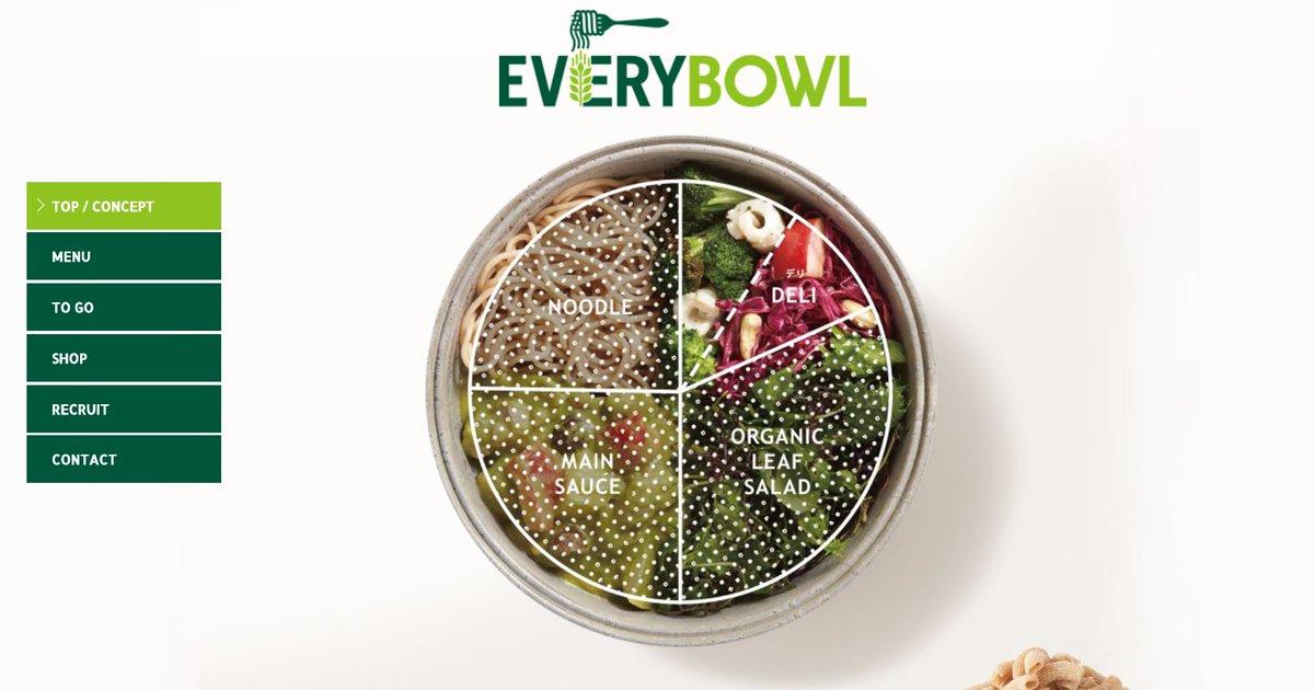 あらやだおしゃれ  リンガーハットが新ブランド「EVERY BOWL」立ち上げ ...