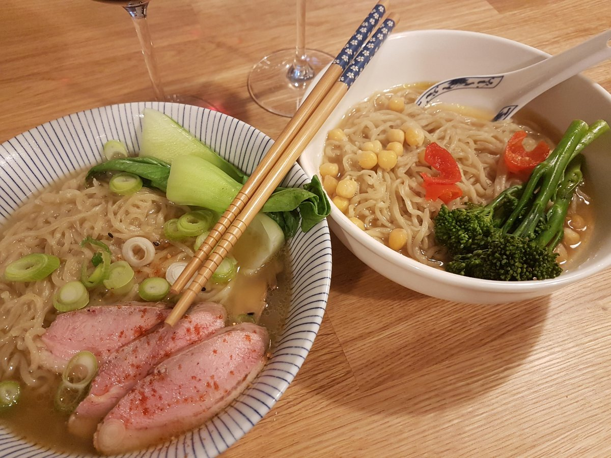 On Friday, one of our clients launched their new noodle bar to the world and it is amazing. It's called Lucky Duck (obviously why Adam went for the duck bowl...) and on 21 Caroline Street.   We highly recommend visiting this place- you won't be disappointed!