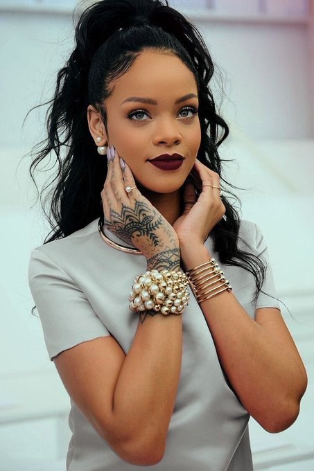 Happy 30th birthday Rihanna