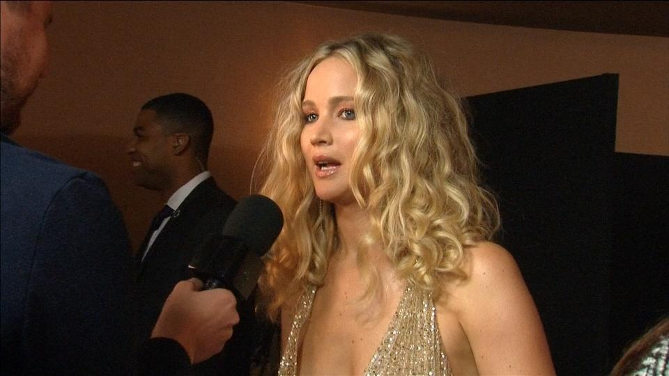 Jennifer Lawrence says 'feminism isn't about prudishness' https://t.co/wiwhauBXrl