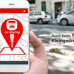Image for the Tweet beginning: #Carsharing, Callbike & Co: Teilen