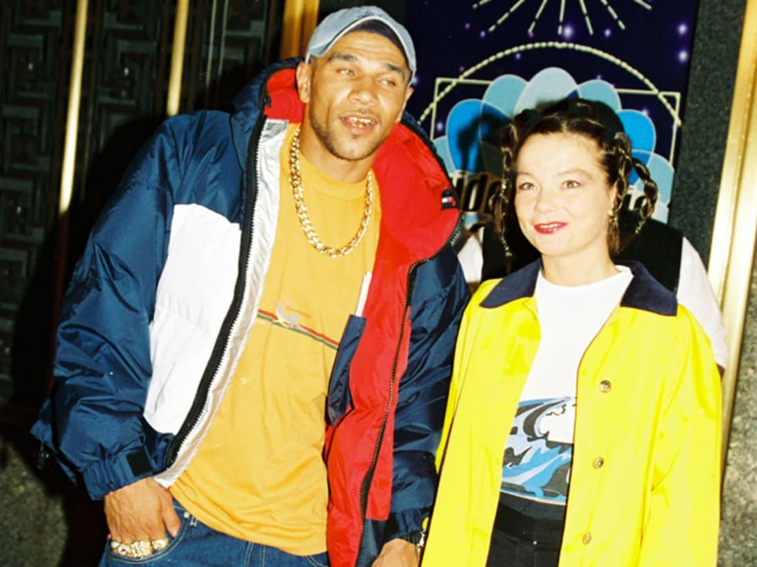 "Joe 🍊🍊🍊 on Twitter: ""Goldie and Bjork still absolute couple ..."