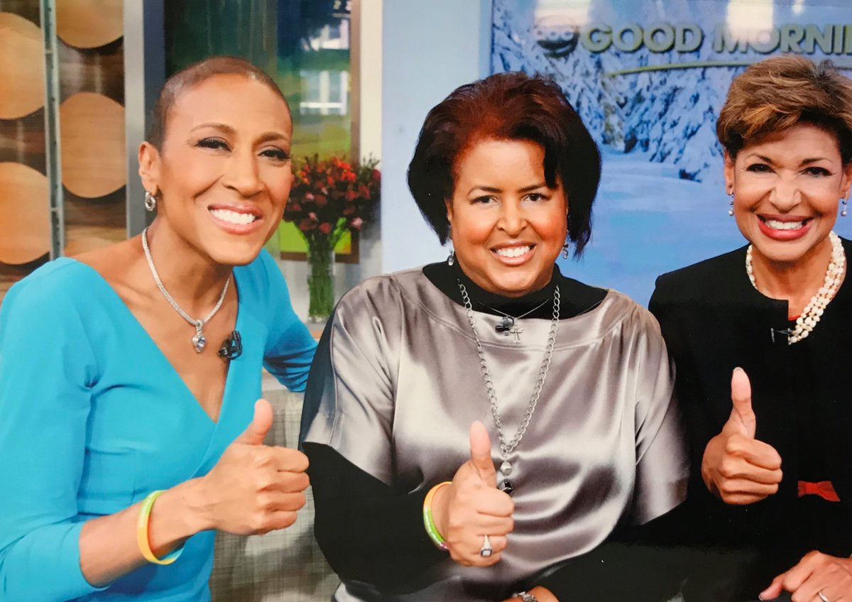 Good Morning America Stories Today : Robin roberts robinroberts new york latest news