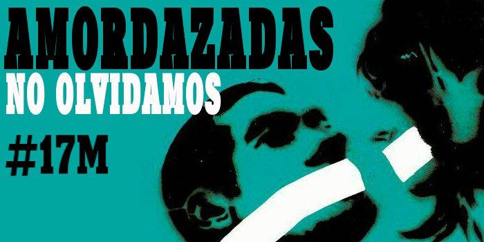 AMORDAZADAS NO OLVIDAMOS, EL 17 DE MARZO NOS MOVILIZAMOS #Desamordázate #17M https://t.co/xiPYBsT2mU Y mañana, asamblea de colectivos de Madrid para ir preparando la movilización. Os esperamos a las 19h en San Bernardo, 107. https://t.co/2YyDJCevK9