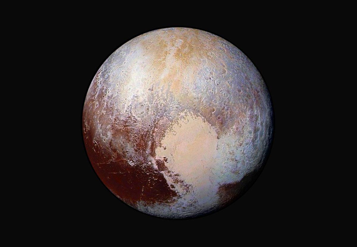Une petite fille de 6 ans écrit à la Nasa pour rétablir Pluton au rang de planète https://t.co/1ir5MdvfNC