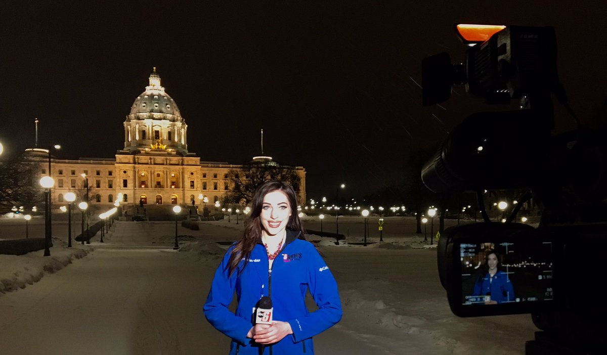 .@ABC6NEWS we are reporting live from the Capitol in St. Paul this morning. Today marks the first day of the 2018 Legislative session. Hear from local lawmakers at 630