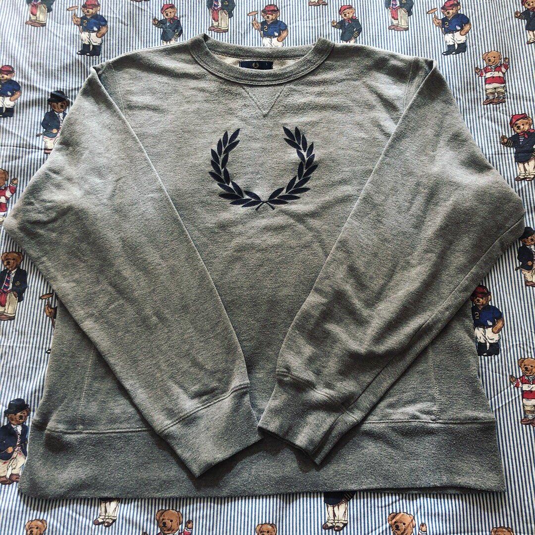 0bb3eeed £29.99 #vintagefredperry #fredperry #vintage #90svintage #depop  #fredperryvintage #vintageclothing #streetwear #fredperrysweatshirt #retro  #mod #oldschool ...