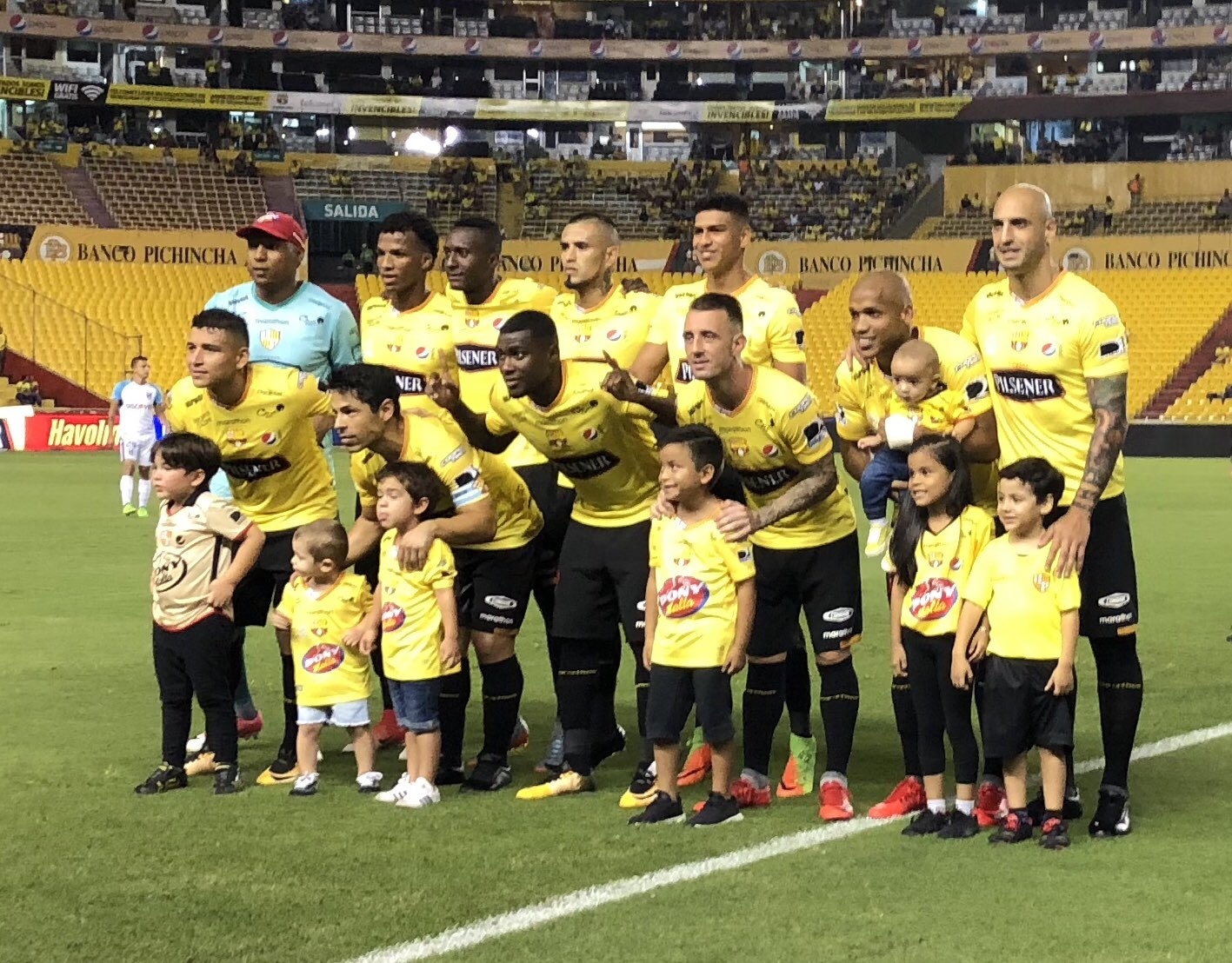Nómina #BSC  #CopaConmebolSudamericana  Detalles web oficial: https://t.co/UJR2EUuFkh https://t.co/QENDa51my0