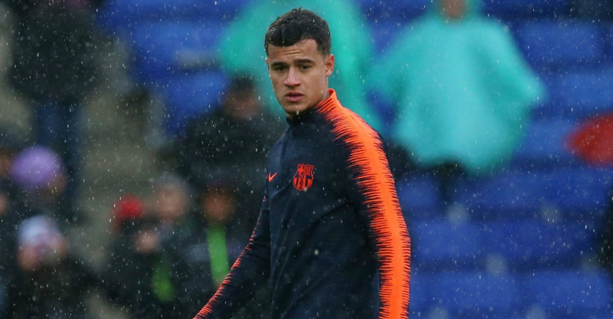 Coutinho twitter.