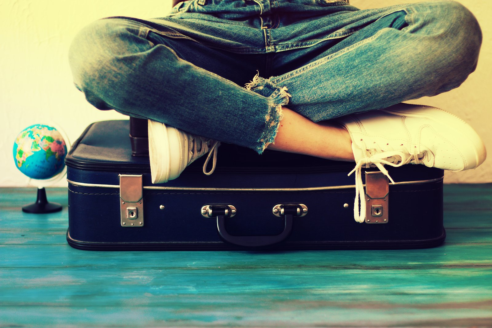 можно картинка уже на чемоданах заключалась том, чтобы