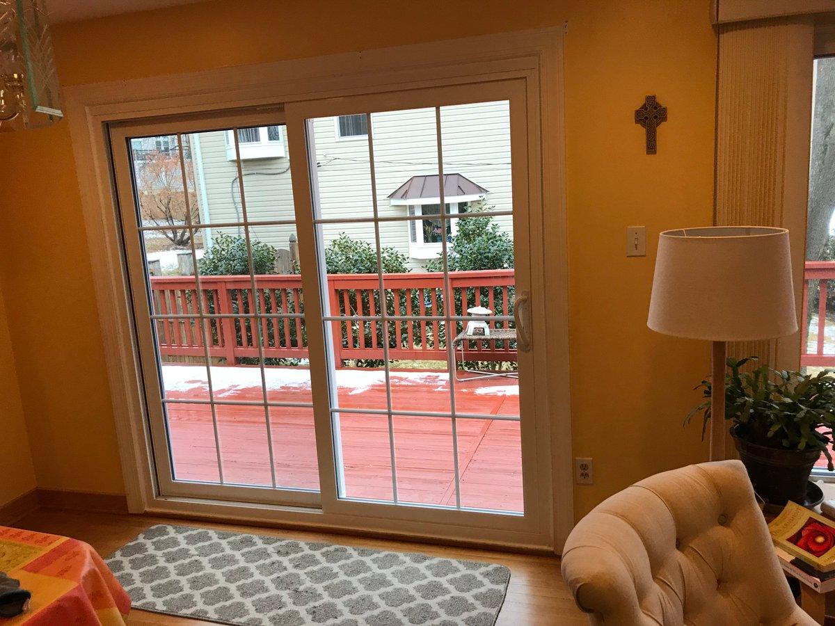 American Home Center On Twitter Custom Sliding Glass Door