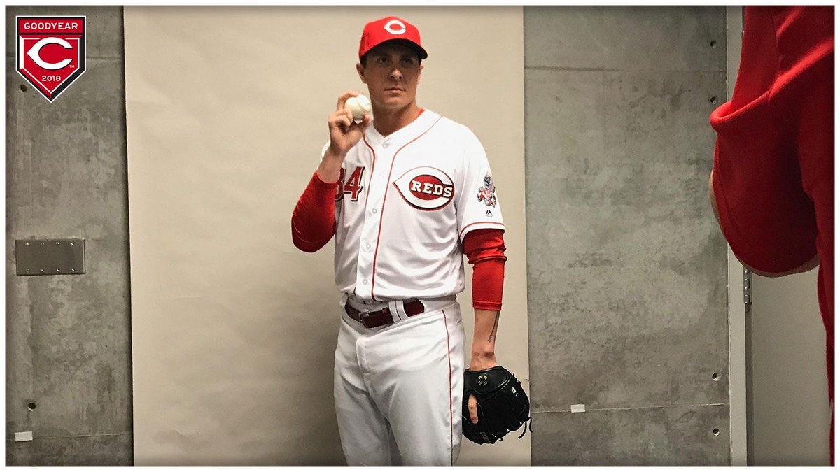 Homer Bailey is not taking his health fo...