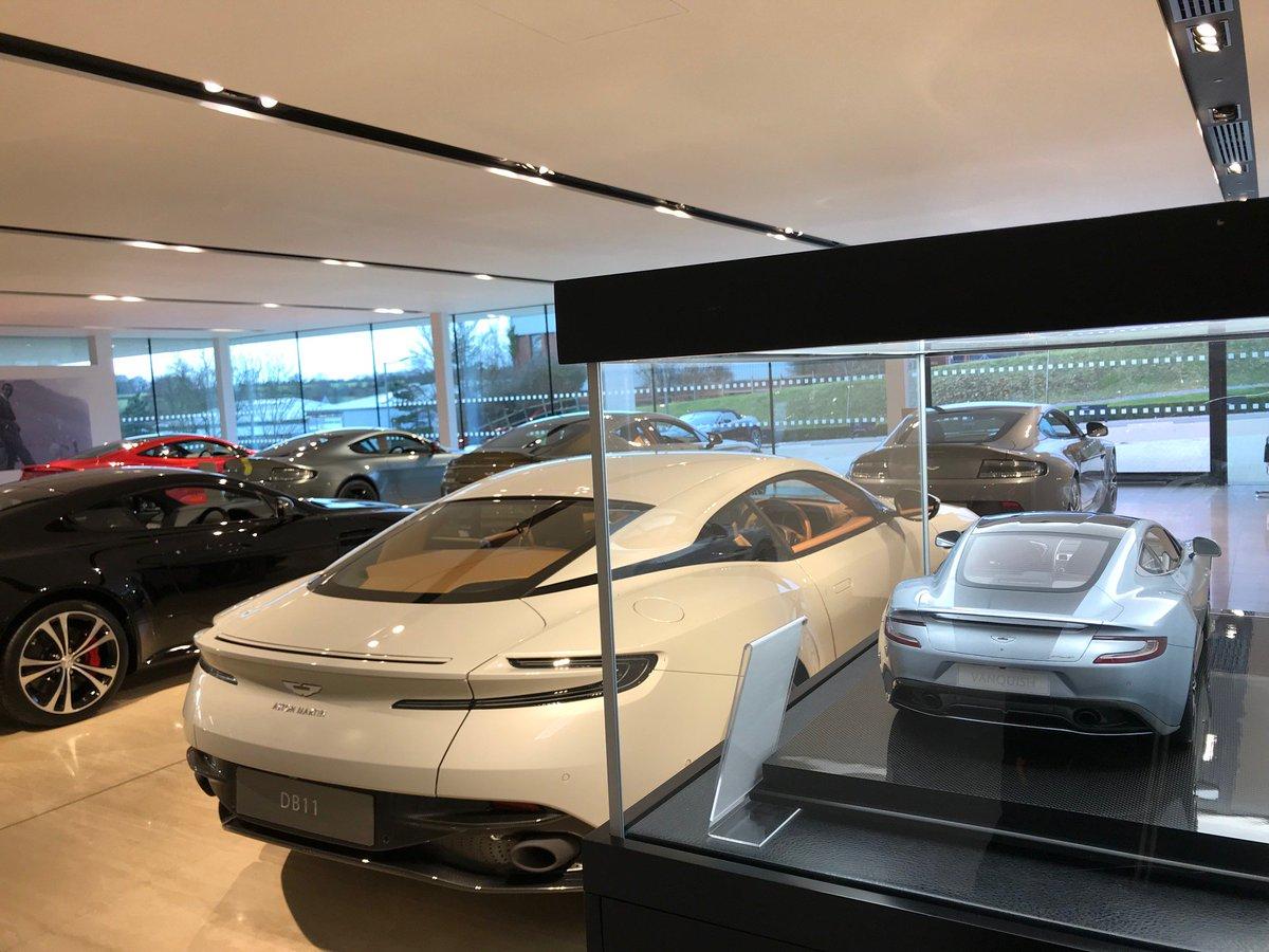 Amalgam Collection On Twitter Some Great Images Of An Amalgam 1 8 Scale Aston Martin Vanquish On Display At The Stunning Aston Martin Bristol Showroom Photo Credit George Matthews Https T Co Weau76blga