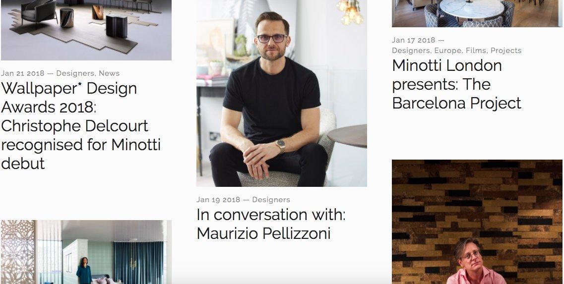 Minotti london showroom on vimeo