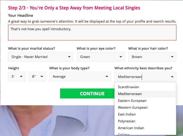 20 weirdest dating sites